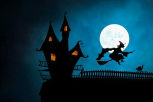 Cuentos infantiles de halloween